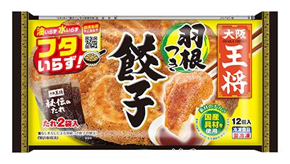 イートアンド、「羽根つき餃子」が19年売上げ100億円突破