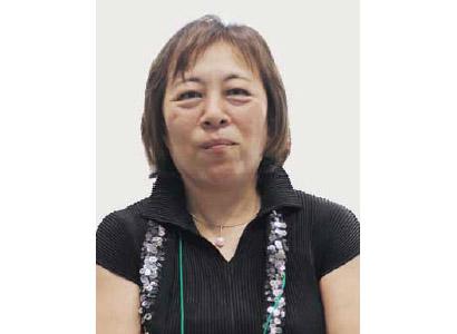 栗田美和子社長