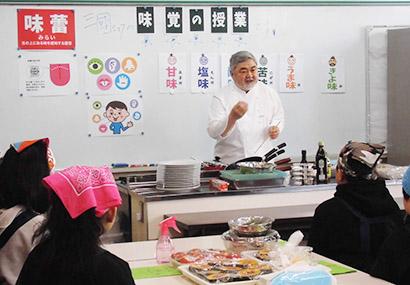 国際食文化交流協会、「KIDS-シェフ」開催 三國清三シェフらが三重で小学生…