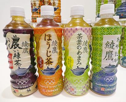 コカ・コーラシステム、「お茶といえば綾鷹」へ 消費者との絆を強化
