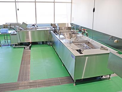 タイガーカワシマ、食品機械ショールーム稼働