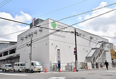 鴻池運輸、「シーフードショー大阪」出展