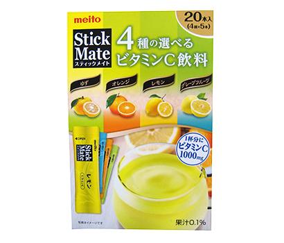 紅茶特集:名糖産業 「スティックメイト」ブランド確立効果で売上げ30%増