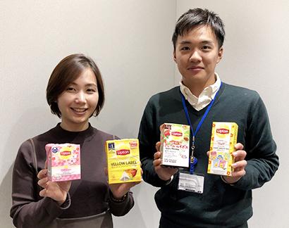 紅茶特集:ユニリーバ・ジャパン 「人のつながり」大切に 130周年を盛り上げ