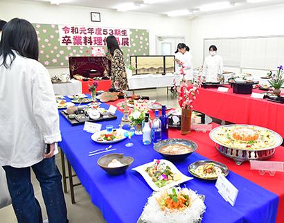 関西調理師学校、「卒業料理作品展」開催 最優秀賞など3月発表