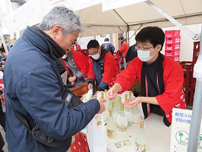辰馬本家酒造、「白鹿と食を楽しむひととき」開催 限定日本酒を堪能