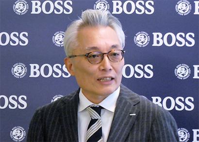 柳井慎一郎 常務執行役員