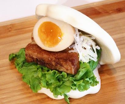 """台湾の奇美食品、""""グワパオ""""日本展開"""