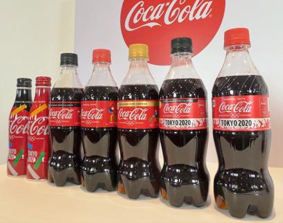 コカ・コーラシステム、「東京2020オリンピック」への期待盛り上げ