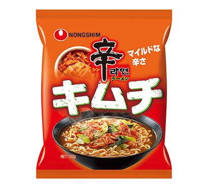 即席麺特集:主要メーカー動向=農心ジャパン 「辛ラーメン」5年連続成長