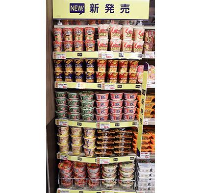 即席麺特集:今春の新商品 皿もの・汁なし系が充実 ガッツリ系も話題に
