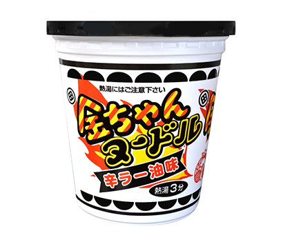 即席麺特集:主要メーカー動向=徳島製粉 「金ちゃんヌードル」市場変化に対応
