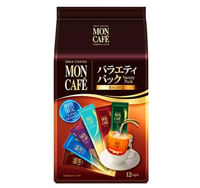 コーヒー・コーヒー用クリーム特集:片岡物産 「モンカフェ」期間限定ブレンド