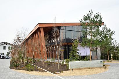 マル勝高田商店、新社屋が完成 3月に初の外食店「てのべたかだや」オープン