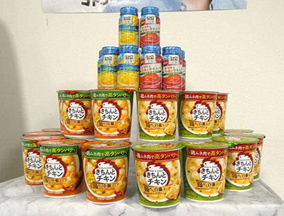ポッカサッポロフード&ビバレッジ、冷製スープ倍増へ 新具材は鶏むねタンパク