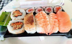 ベジタリアン・ブームの英国で人気の「野菜寿司」