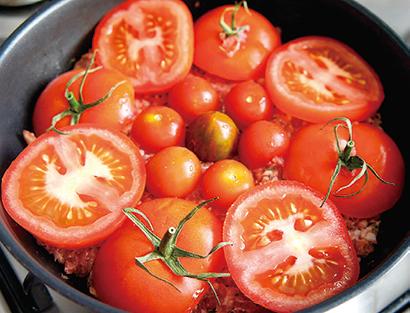 トマトメニューは「たべぷろ」で カワイイ!おいしい!簡単!