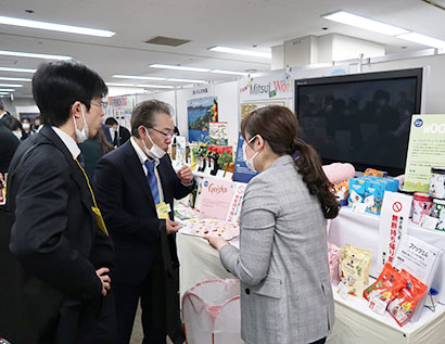 三井食品関西支社、「関西メニュー提案会」開催 多彩なオリジナル商品を発信