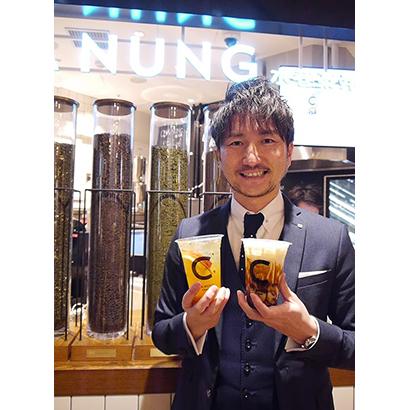 台湾発本格ティーショップ「CHA NUNG」4号店オープン