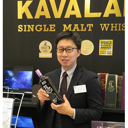 伊藤忠食品西日本営業本部、ワイン&リカー試飲展示会 台湾カバランなど提案