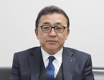 東北業務用流通特集:サトー商会・滝口良靖社長 ジェフサPB・VI商品がけん引