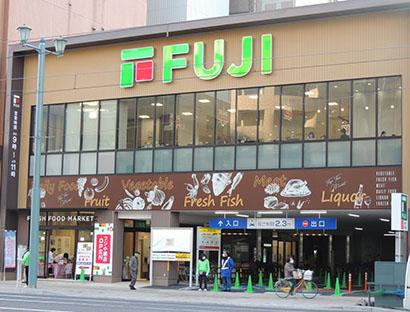 フジ、広島市中心部に小型店「フジ小網店」 商圏内需要に対応