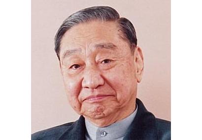 十一代長部文治郎氏(大関監査役)3月8日死去