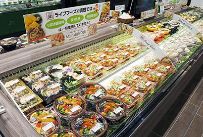 自社工場のチルド惣菜は売場づくりのキーカテゴリー