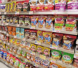 シリアル食品特集