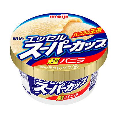 アイスクリーム特集:明治 主要ブランドを拡販
