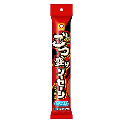 「マルちゃん ごつ盛り ソーセージ」発売(東洋水産)
