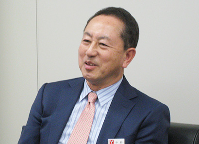 中部流通特集:ヤマナカ・中野義久社長 地域特化で商品力強化
