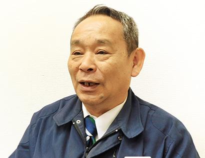 中部流通特集:義津屋・小林一生常務取締役 「惣菜強化」を掲げる
