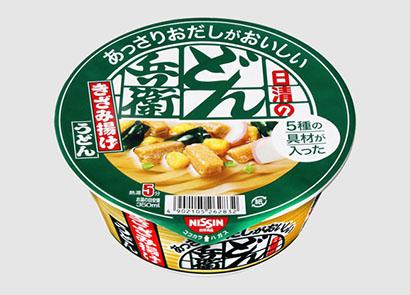 中部流通特集:即席麺動向=日清食品 サブブランド強化で新規層拡大目指す