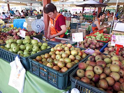 台湾農業の実力(2)安全・安心の有機農産物