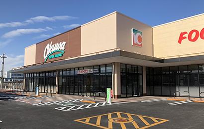 オークワ、名張西原店を移転増床 既存スーパーと差異化