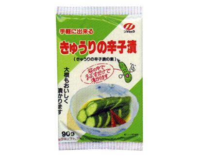 いりぬか・ぬか漬けの素特集:富士食糧 「きゅうりの辛子漬」取り扱い店拡大