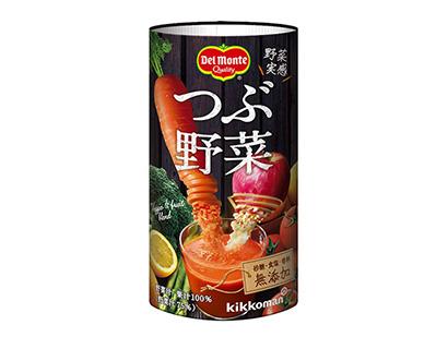 野菜・果実飲料特集:キッコーマン飲料 小型チルド本格参入 ピューレで野菜実感
