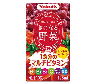 野菜・果実飲料特集:ヤクルト本社 栄養強化で「ジョア」リニューアル