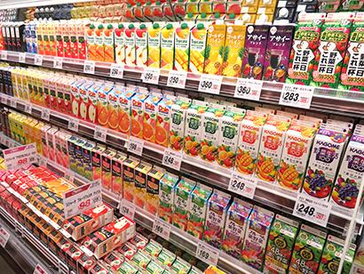 野菜・果実飲料特集