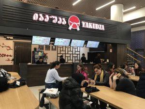 東欧ジョージアで独自の進化を遂げた日本食 人気の理由はチョイスメニュー
