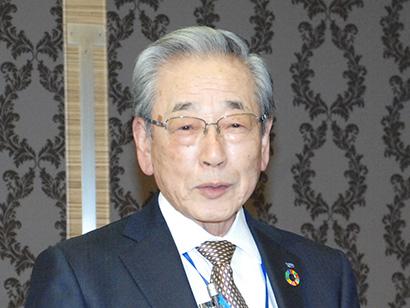 食品経営者フォーラム、岩田産業GHD・岩田会長兼社長が講演 ぶれない経営に挑…