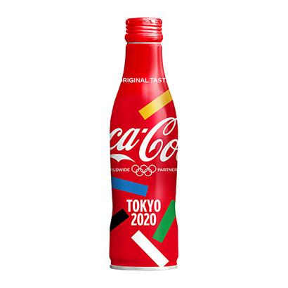「コカ・コーラ 2020限定 スリムボトル」発売(コカ・コーラシステム)