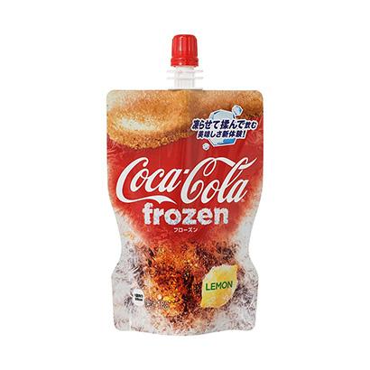 「コカ・コーラ フローズンレモン」発売(コカ・コーラシステム)