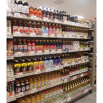 ◆食酢・食酢ドリンク特集:簡便な健康効果追い風 飲料の好調続く