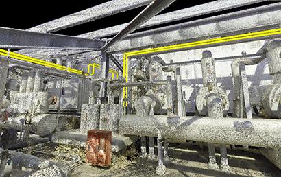 AJEC、3D技術で設備管理 生産効率化へ貢献