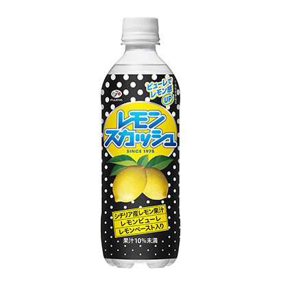 「レモンスカッシュ」発売(不二家)