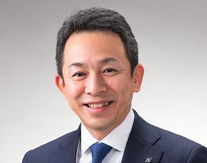 入社式:ニチレイ・大櫛顕也社長「成長投資で目標達成へ」