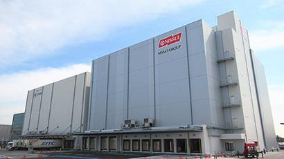 日水物流、「大阪舞洲物流センター2号棟」開業 最大規模、ひっ迫に対応