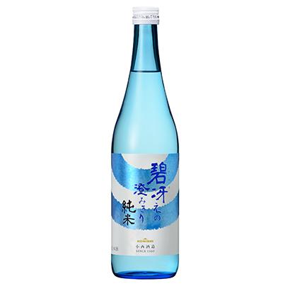 春季清酒特集:小西酒造 中小容量品の販売拡大目指す